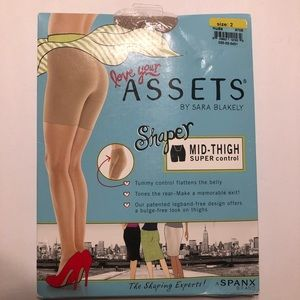 Love your ASSETS by Sara Blakely